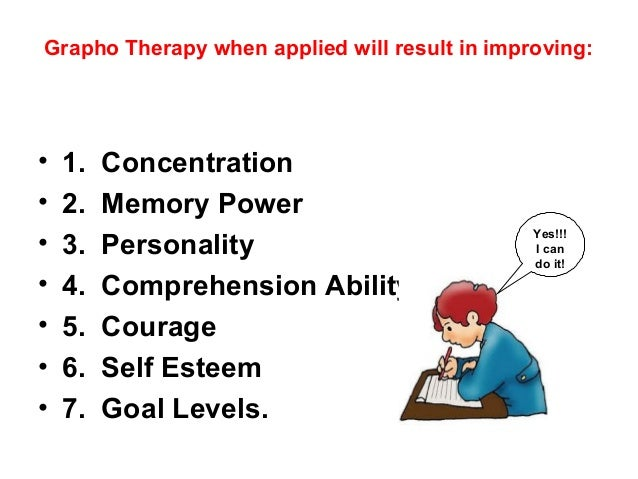 graphology is an example of