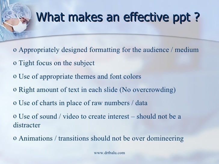 example of a good introduction for a presentation