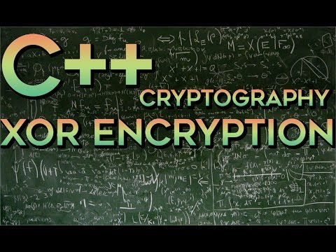 example of encryption and decryption