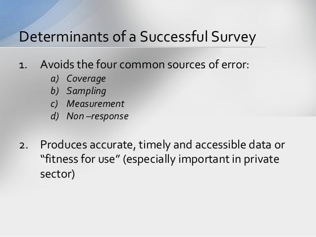example of a good questionnaire design
