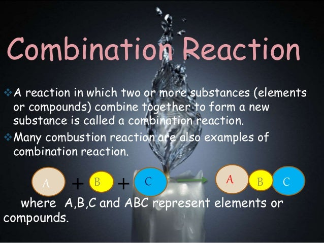 three example of decomposition reaction