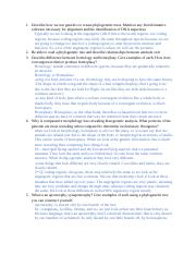 literature review example in lab report